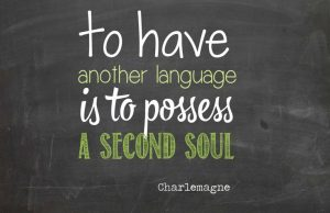 Multilingualism an important asset