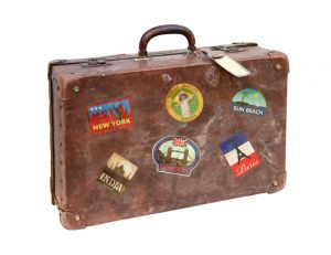 A suitcase of travel advice will soon be opened!